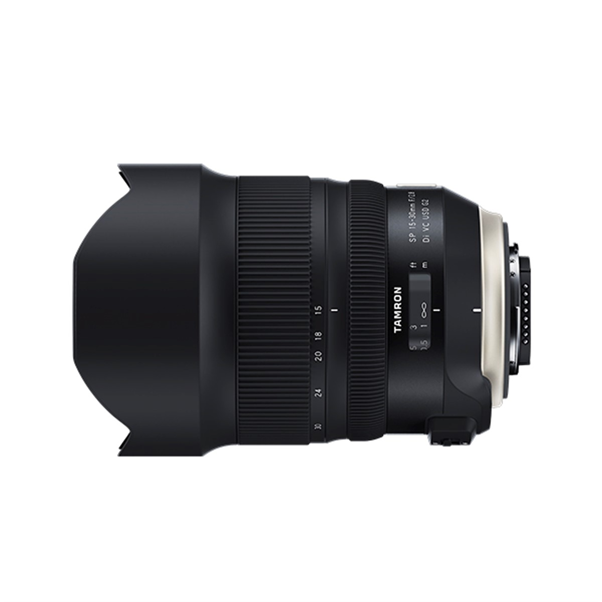 Tamron confirms compatibility with Nikon Z6 for six of its Di, Di II