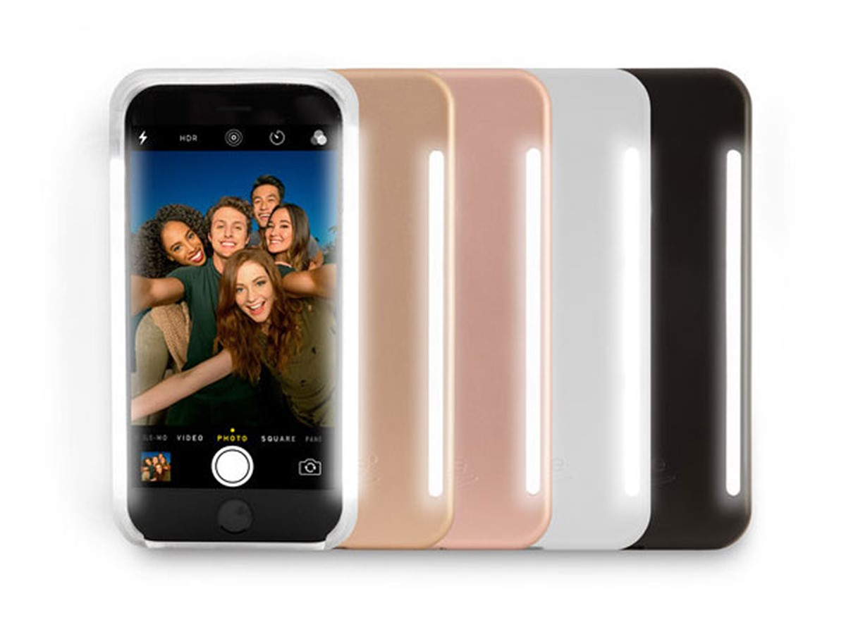 huge selection of df527 41360 Lumee Duo is an iPhone case with built-in illumination: Digital ...