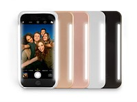 Lumee Duo is an iPhone case with built-in illumination