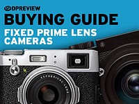 2017 Buying Guide: Best fixed prime lens cameras