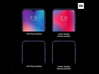 Xiaomi provides more information about under-screen front camera technology