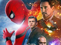 Film artist explains what's wrong with new 'Spiderman: Homecoming' poster
