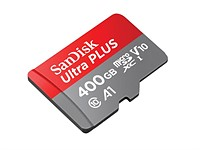 SanDisk unveils world's largest microSDXC card with 400GB capacity