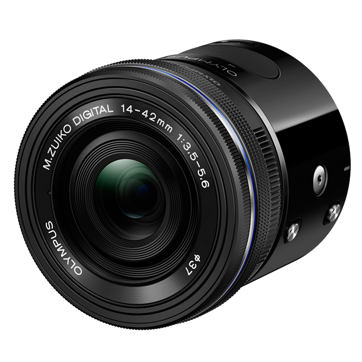 Olympus brings its Air lens-style connected camera to US