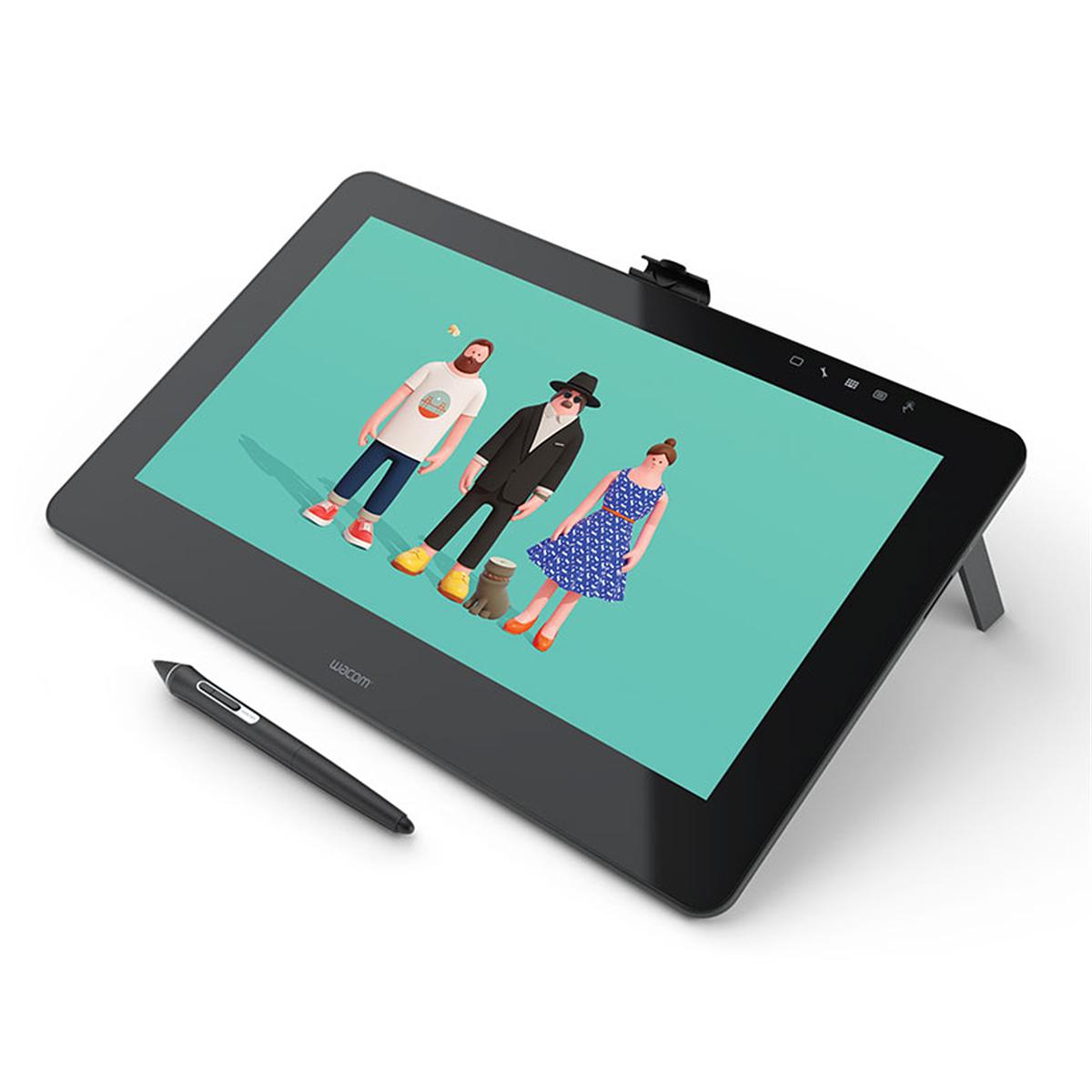 Wacom Cintiq Pro 16 comes with UHD screen and 94% Adobe RGB