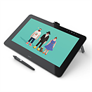 Wacom Cintiq Pro 16 comes with UHD screen and 94% Adobe RGB gamut