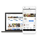 Google Photos update encourages sharing, adds photo book creation
