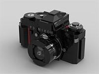 LEGO Ideas design recreates the iconic Nikon F3 out of plastic bricks
