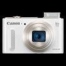 Canon announces five PowerShot compacts