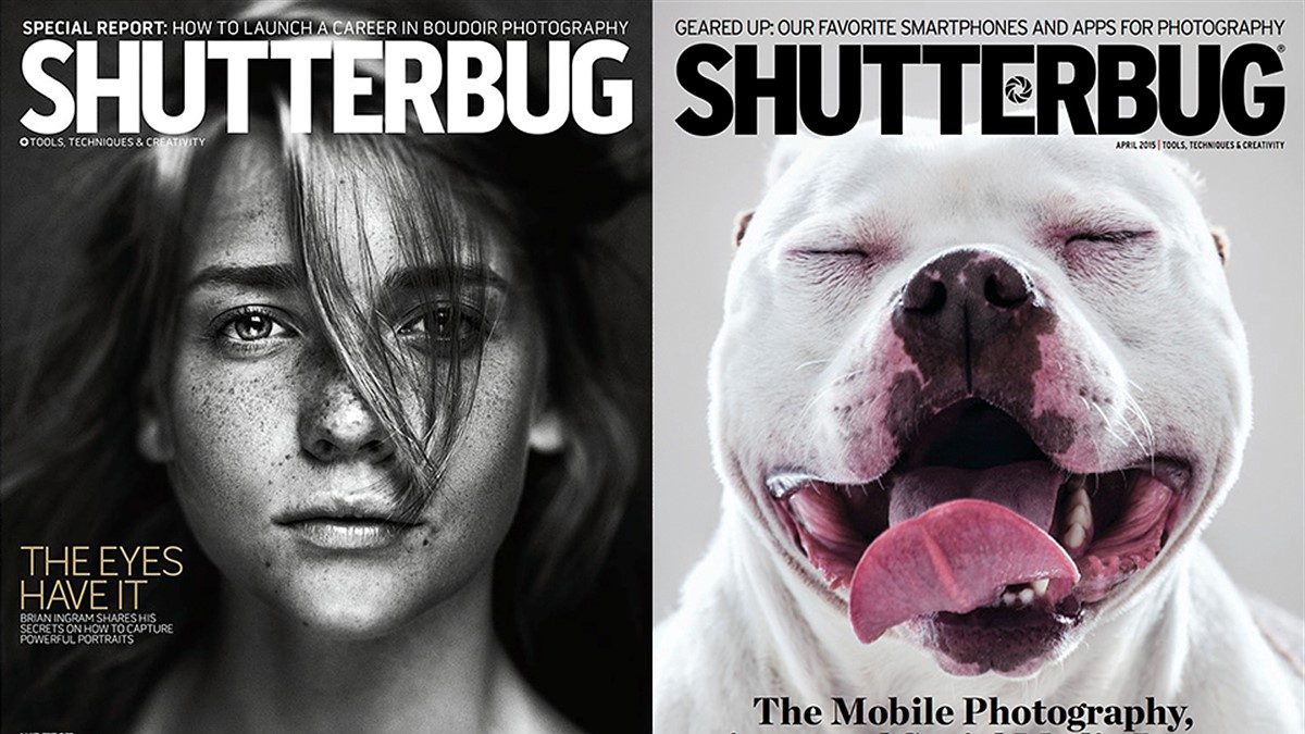 Shutterbug shuts down print publication after 45 years, goes 'web