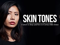 Video: How Canon and Sony handle skin tones and how to correct them