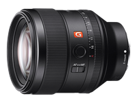 Sony releases three premium 'G Master' lenses for FE-mount