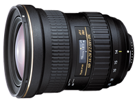 Tokina announces ultra-wide 14-20mm F2 lens for Canon and Nikon crop sensor DSLRs