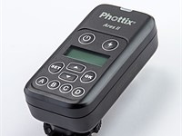Phottix launches Ares ll radio flash triggering system with more channels