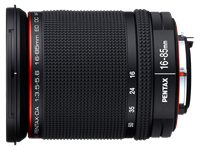 Ricoh announces weather-resistant HD Pentax-DA 16-85mm F3.5-5.6