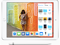 "Apple's 2018 iPad 9.7"" is the first entry-level model with Pencil support"