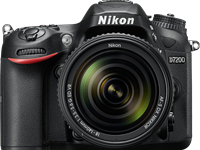 Nikon D7200 boasts low-light AF improvements and increased buffer depth