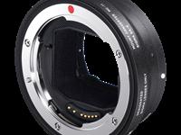 Sigma Mount Converter MC-11 adapts Sigma lenses to E-mount cameras, supports autofocus