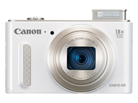 Canon announces five PowerShot compacts
