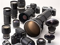 Nikon Museum exhibition showcases 60 rare prototype interchangeable lenses