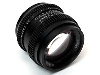 SLR Magic announces CINE 50mm F1.1