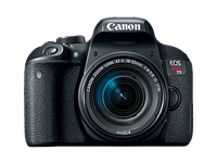 Canon EOS Rebel T7i / 800D bring Dual Pixel AF to entry-level series