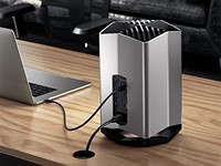 Blackmagic external GPU for MacBook Pro now available from Apple