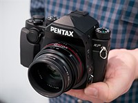 Hands-on with Ricoh's compact Pentax KP