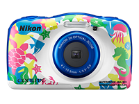 Nikon introduces Coolpix W100 waterproof compact with Snapbridge