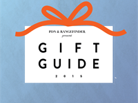 Introducing the PDN & Rangefinder 2015 Gift Guide - with DPReview editor's picks
