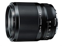 Tokina releases its atx-m 23mm, 33mm and 56mm F1.4 lenses for Sony E mount cameras