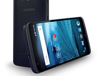 ZTE launches Axon Pro with 13MP dual cam