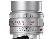 Leica introduces silver version of the APO-SUMMICRON-M 50mm F2 ASPH