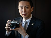 Fujifilm interview: 'We will get through this crisis together'