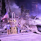 These unseen photos of Ground Zero following the 9/11 attacks were salvaged from rotting CDs