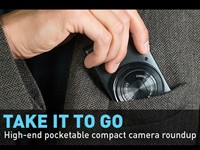 2014 High-end Pocketable Compact Roundup