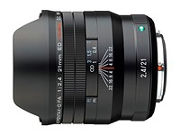 Ricoh announces new $1,400 21mm F2.4 ED Limited DC WR lens, set for November release