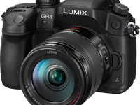 Panasonic Lumix DMC-GH4 firmware update scheduled for December