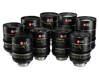 Leica launches 9-lens Thalia series for cinematographers
