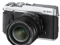 Fujifilm X-E2S improves upon predecessor's AF system and ergonomics, adds electronic shutter