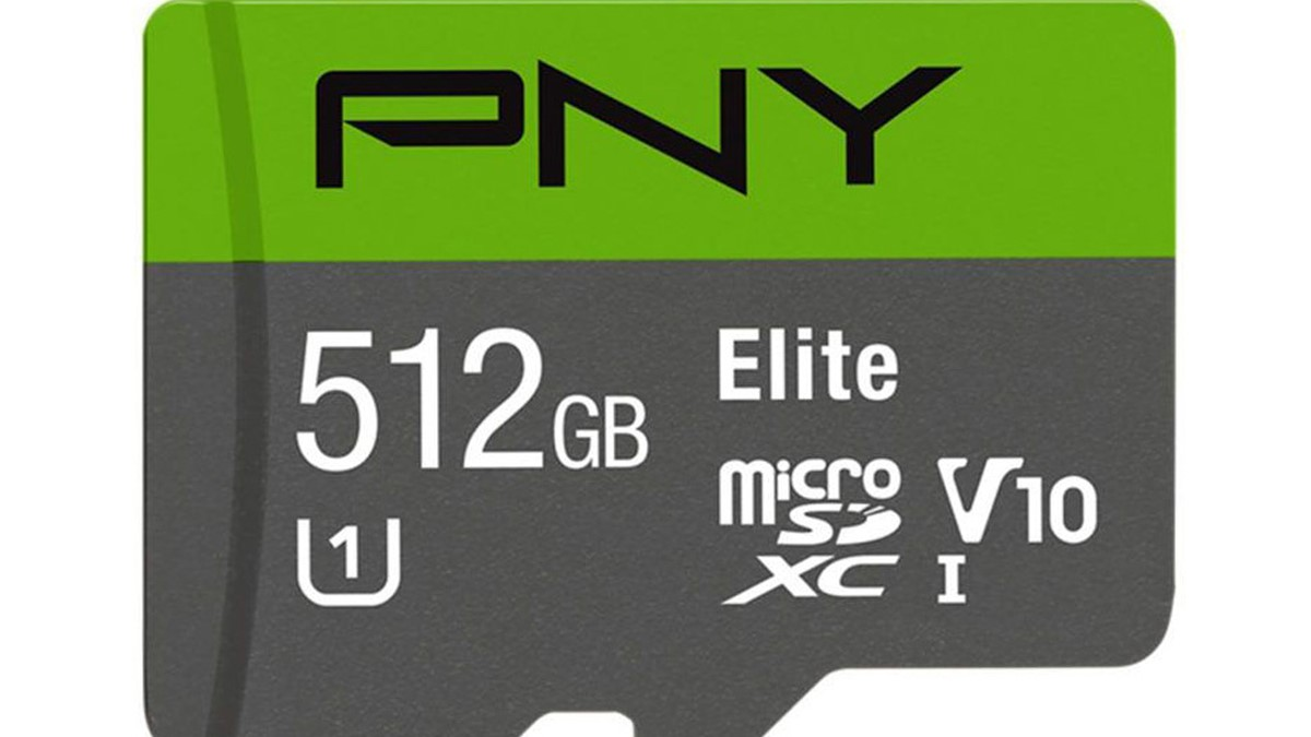Pny Launches 512gb Microsd Card Digital Photography Review