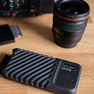 The Gnarbox 2.0 SSD lets you backup photos, make selects, review footage and more