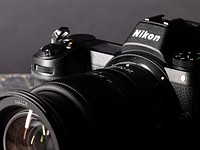 Nikon Z7 added to studio comparison scene