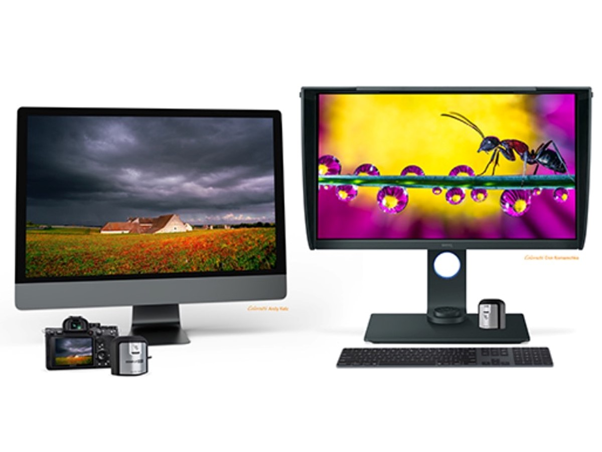 X-Rite releases i1Display Studio and Pro Plus color calibration systems for professionals