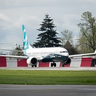 We shot the Boeing 737 Max 9's first flight with a Sony Cyber-shot RX10 III
