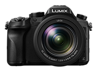 Panasonic introduces video-focused Lumix DMC-FZ2500/FZ2000