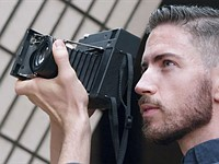 MiNT Cameras launches Kickstarter campaign for InstantKon SF70 instant camera, a modern take on Polaroid SX-70