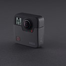 GoPro's 5.2K 360-degree Fusion camera officially launched, costs $700