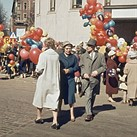 The city of Helsinki, Finland has put over 65K historical images under Creative Commons