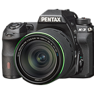 Firmware update adds support for K-AF4 lenses to Pentax K-3 and K-50